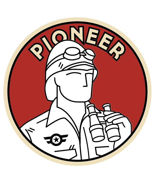 BECOME A PIONEER