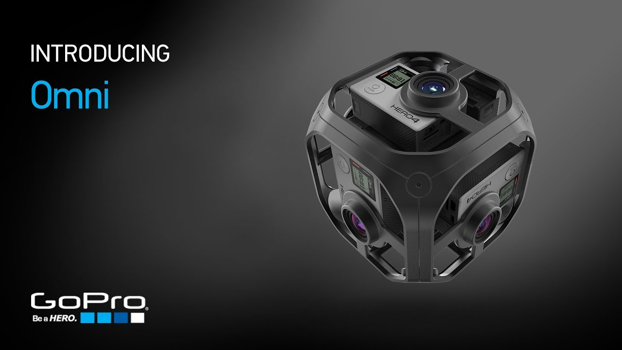 GoPro: Introducing Omni